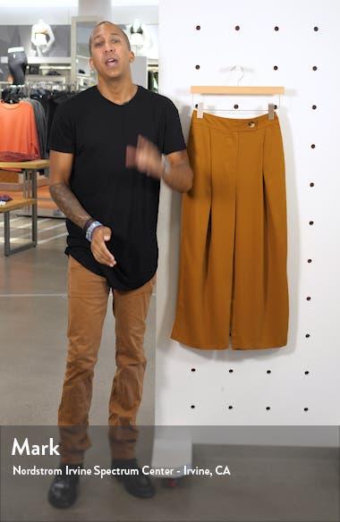 Geeta Crop Wide Leg Pants, sales video thumbnail