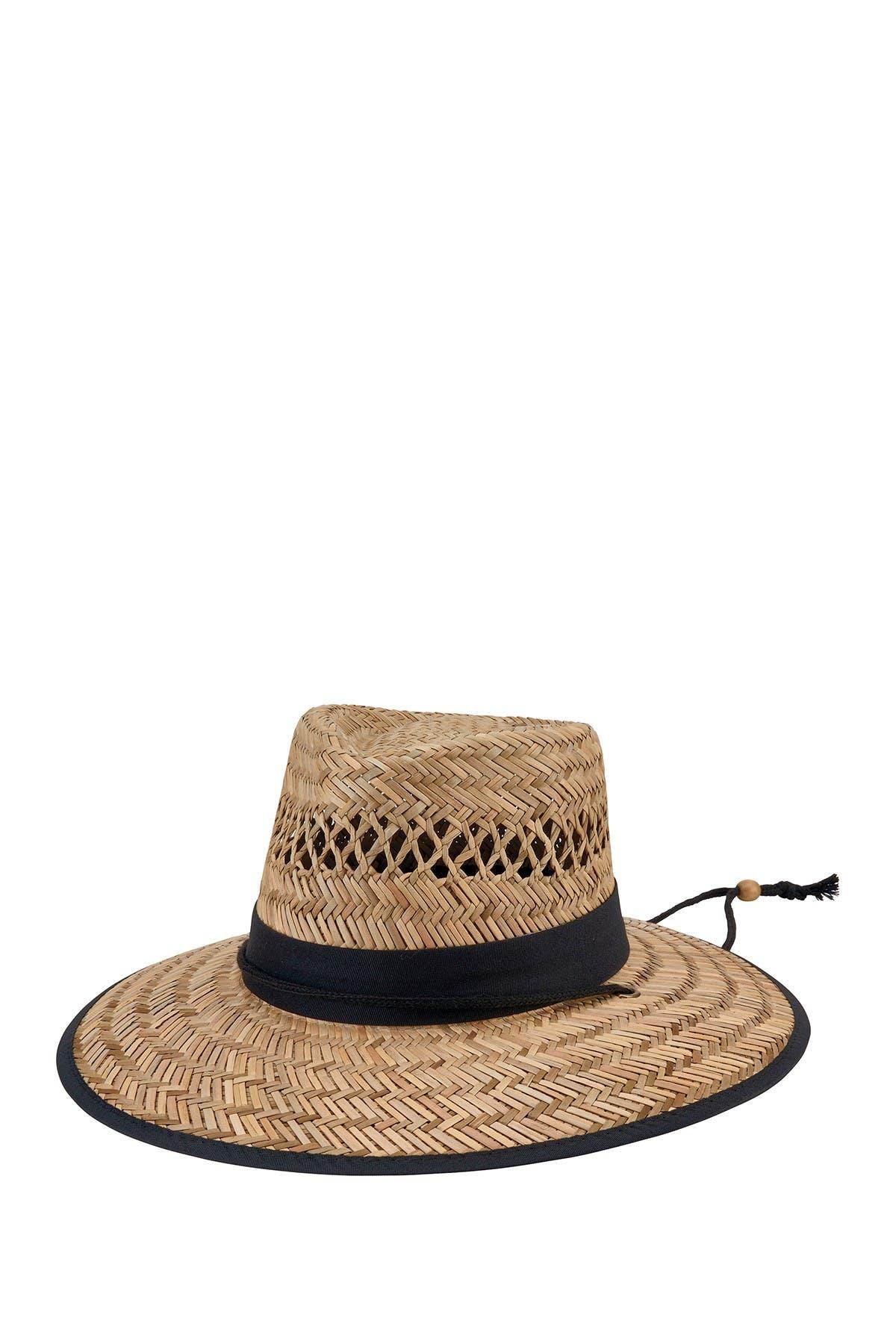 Image of SAN DIEGO HAT Rush Straw Lifeguard Hat