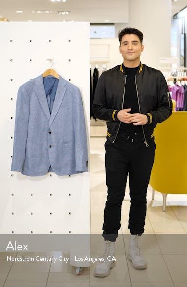 Enfield Way Linen & Wool Blazer, sales video thumbnail