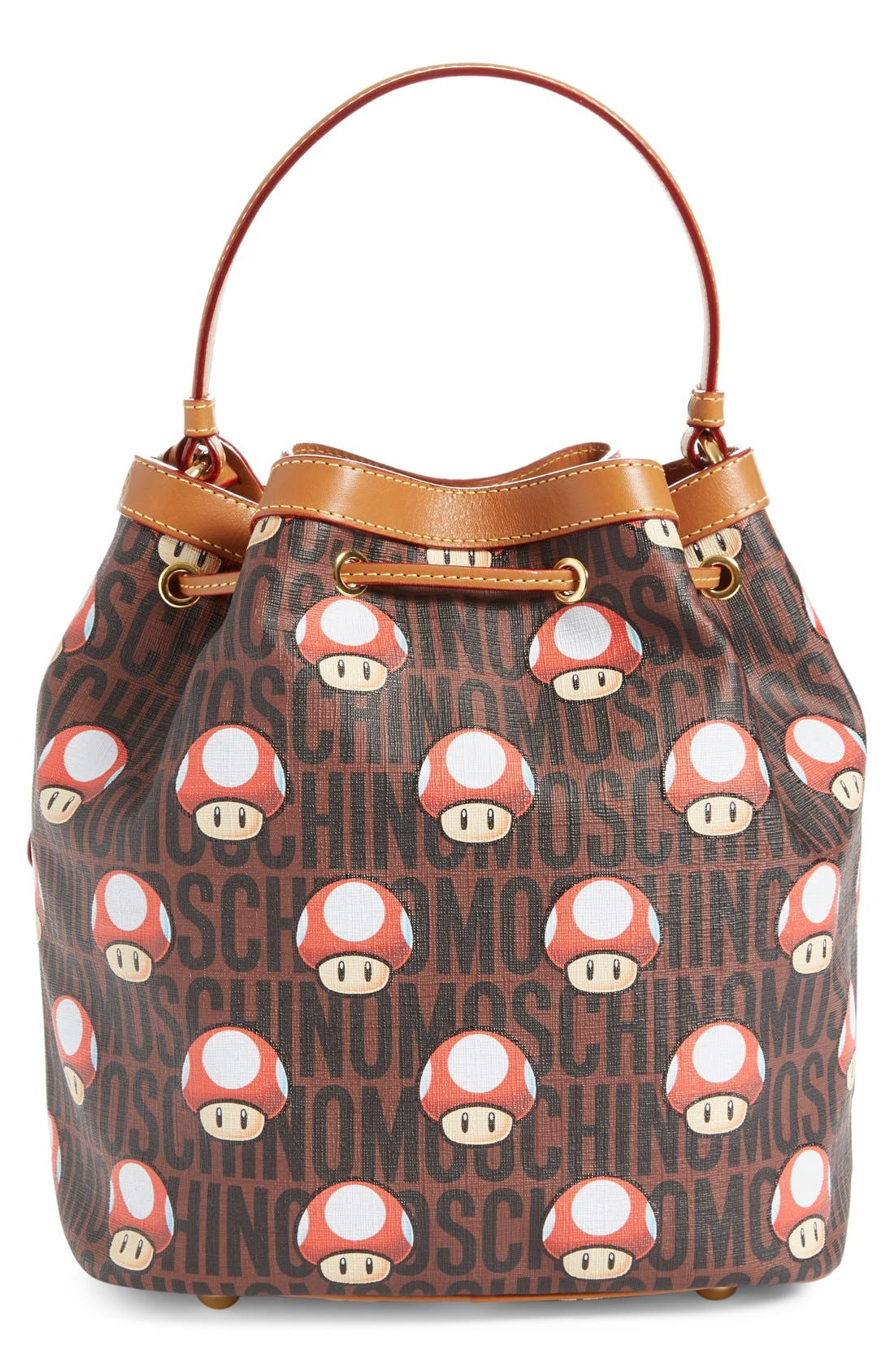,                             'Nintendo Super Mario Bros.<sup>®</sup>' Bucket Bag,                             Alternate thumbnail 3, color,                             200