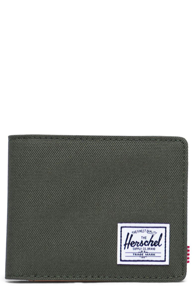 HERSCHEL SUPPLY CO. Hank RFID Bifold Wallet, Main, color, 308