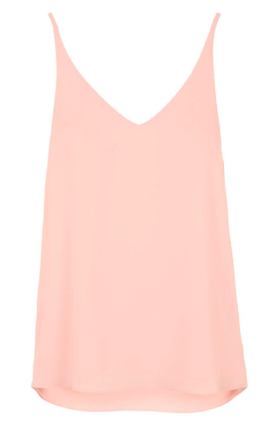 ,                             Strappy V-Neck Camisole,                             Alternate thumbnail 12, color,                             250