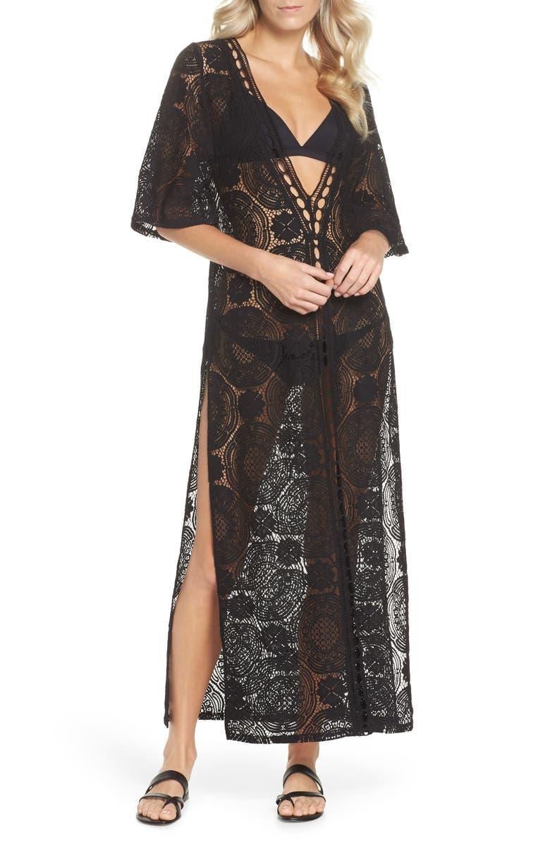 106468c23f Chelsea28 Lace Cover-Up Maxi Dress | Nordstrom