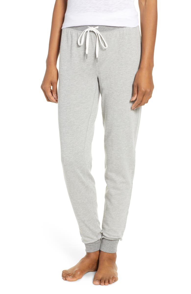 PJ SALVAGE Laid Back Lounge Pants, Main, color, 028