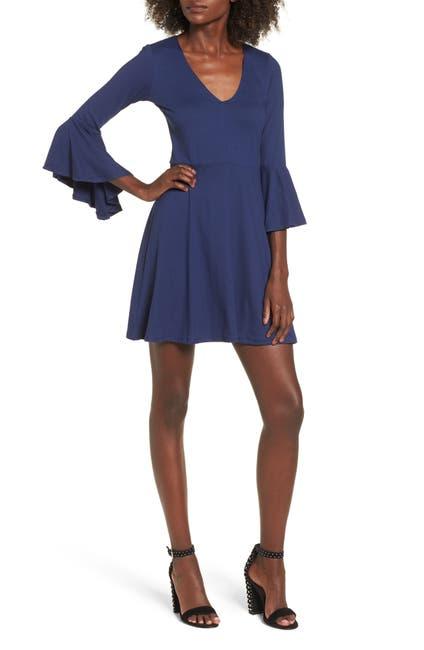 Socialite Bell Sleeve Knit Dress Nordstrom Rack Hoochie mama drama ratings & reviews explanation. socialite bell sleeve knit dress