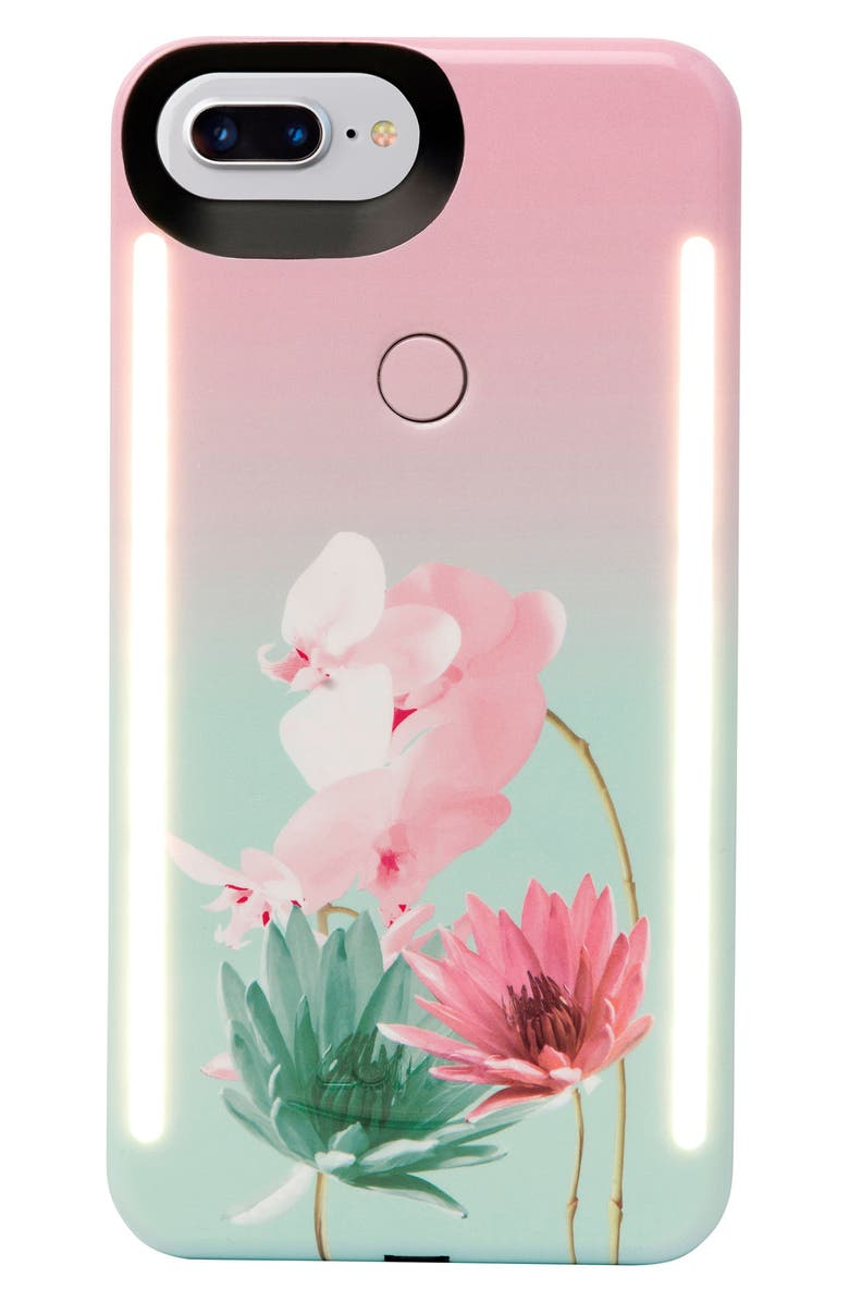 LuMee Duo LED Lighted IPhone 6 6s 7 8 6 6s 7 8 Plus Case