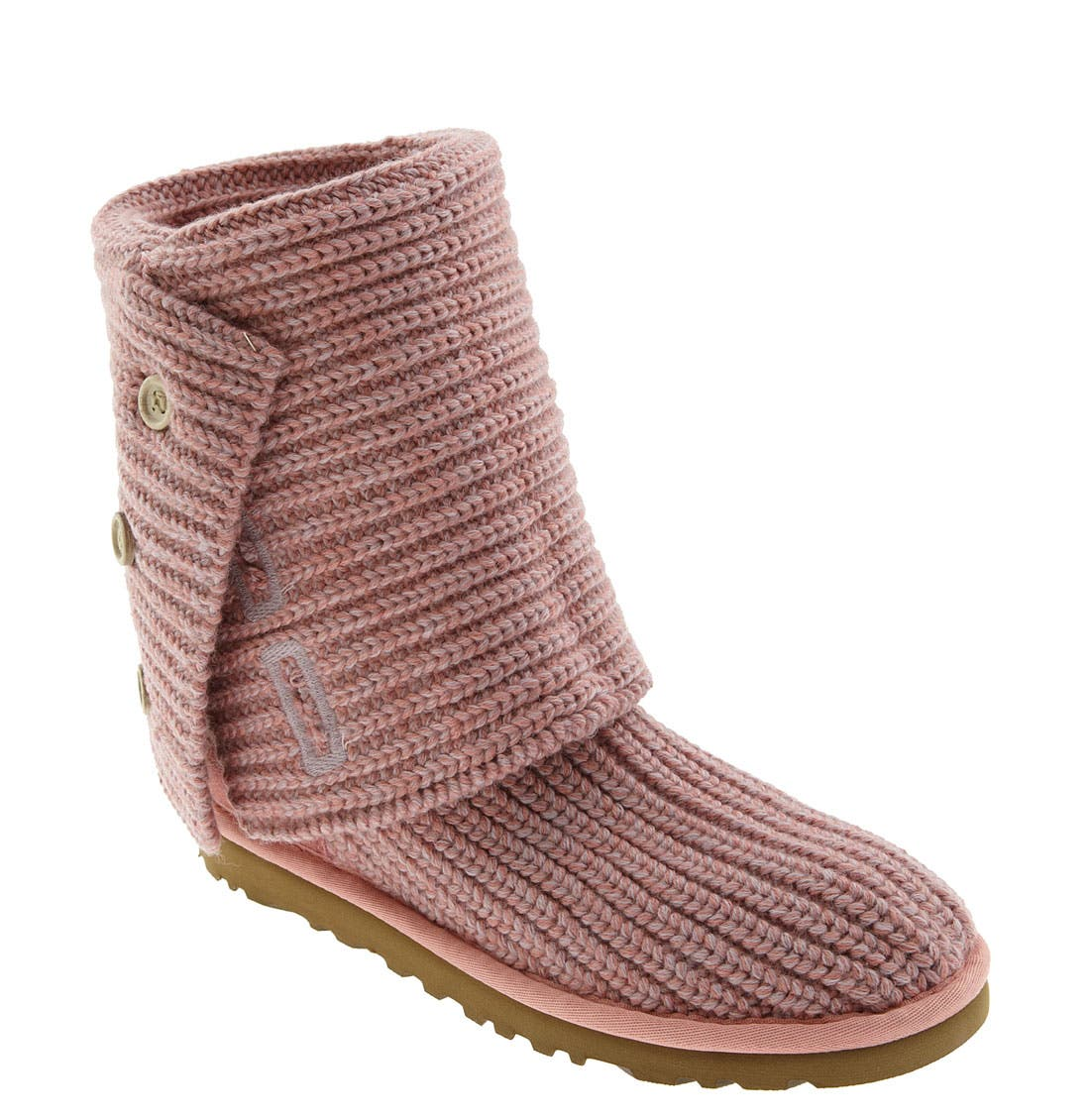,                             'Cardy' Classic Knit Boot,                             Main thumbnail 63, color,                             694