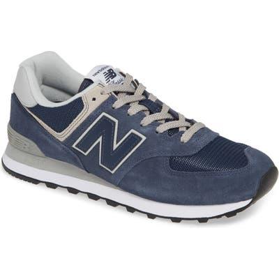 New Balance 574 Classic Sneaker, Blue