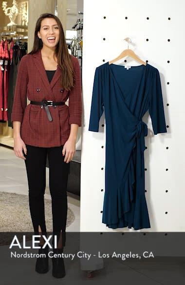 Whimsy Wrap Dress, sales video thumbnail