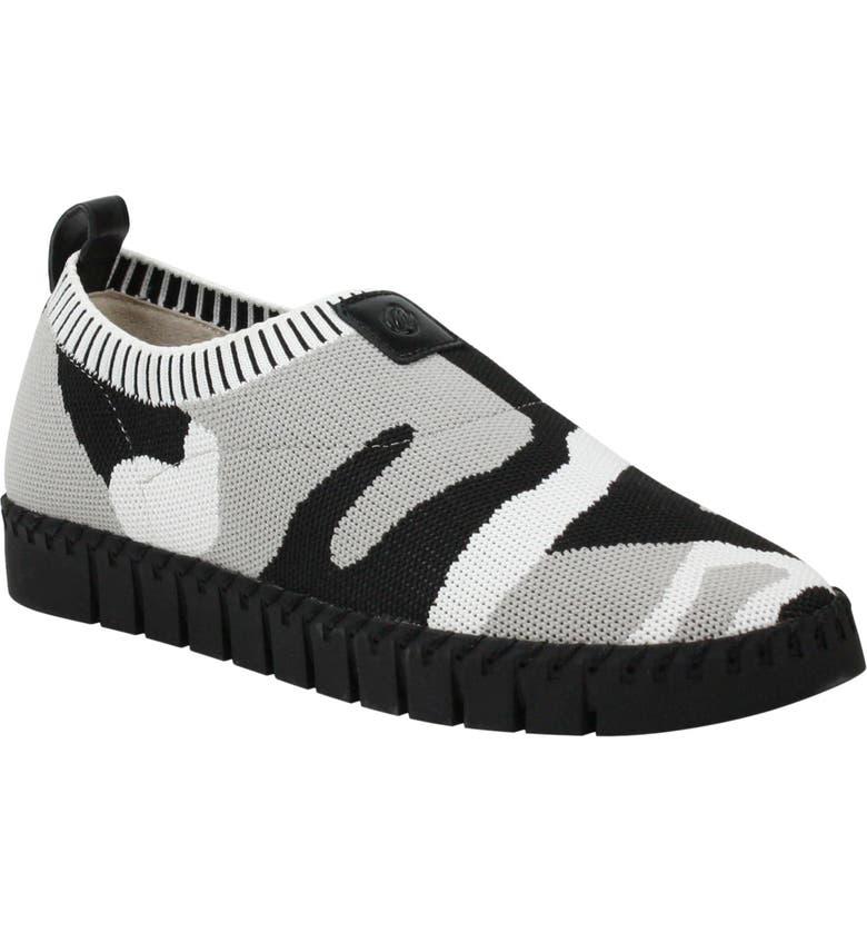 J. RENEÉ J. Renée Donnia Slip-On Sneaker, Main, color, CAMO PRINT FABRIC