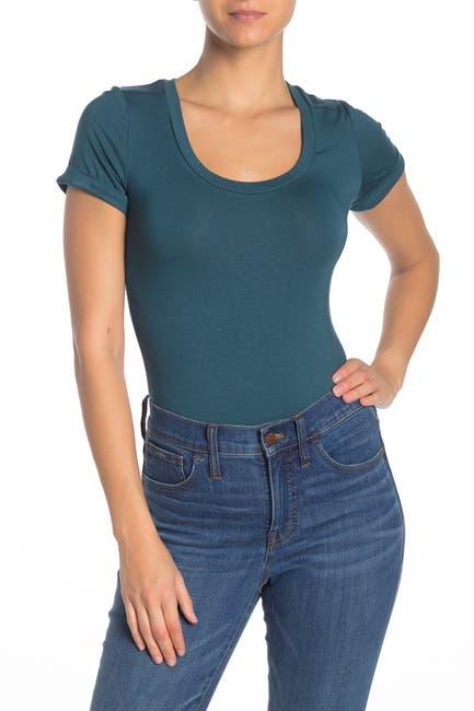 Image of Maisie Ingrid Short Sleeve Bodysuit