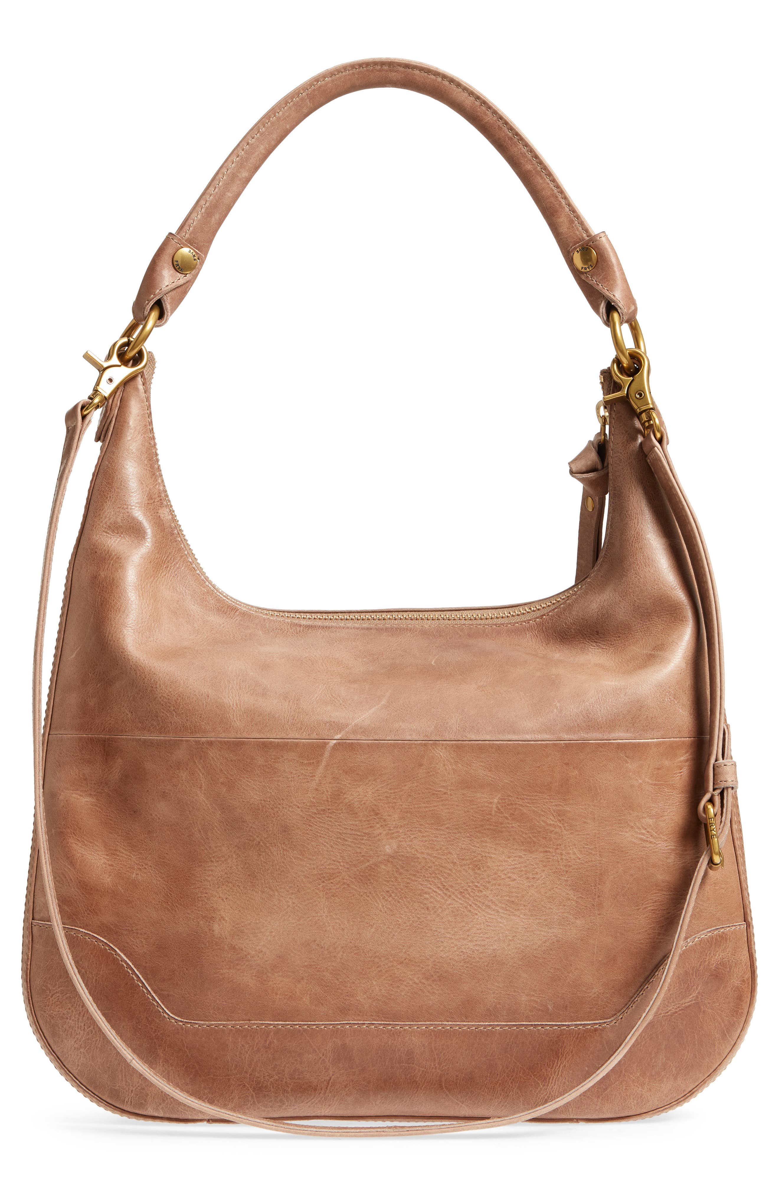 ,                             Melissa Large Leather Hobo,                             Alternate thumbnail 10, color,                             259
