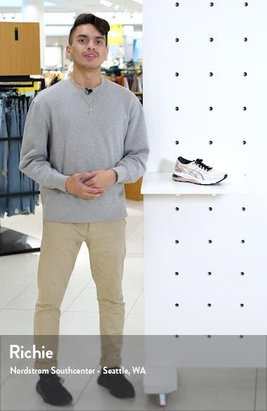 GEL-Nimbus 21 Platinum Running Shoe, sales video thumbnail
