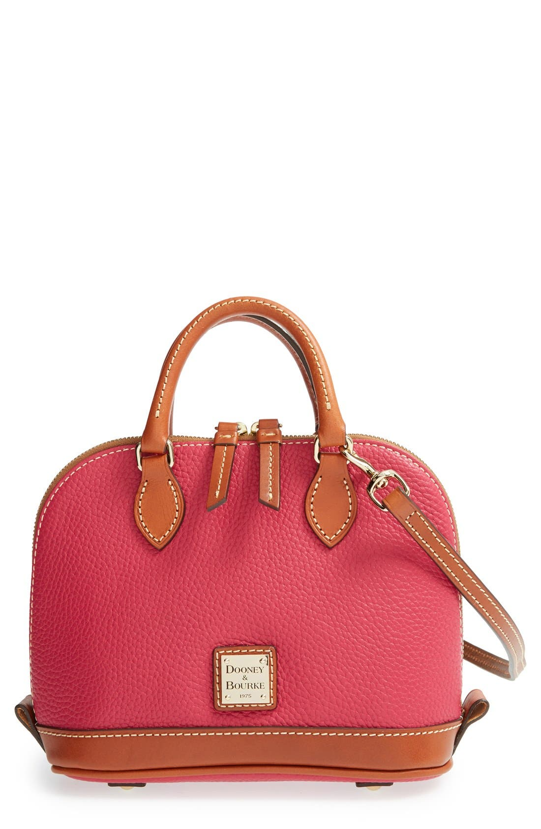 ,                             'Bitsy' Leather Crossbody Bag,                             Main thumbnail 10, color,                             650