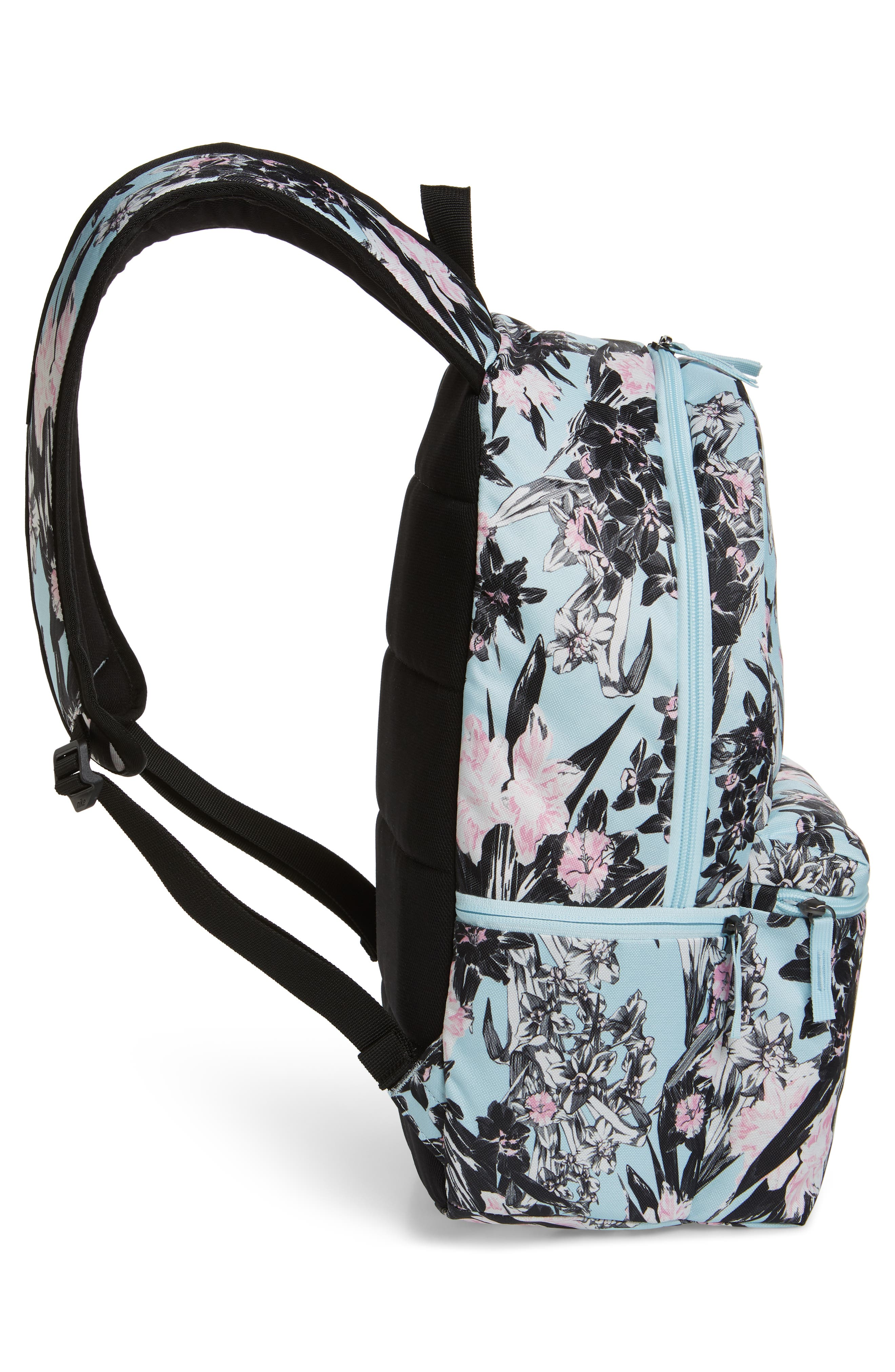 ,                             Heritage Backpack,                             Alternate thumbnail 6, color,                             TOPAZ MIST/ BLACK