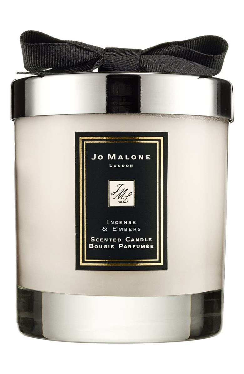 JO MALONE LONDON<SUP>™</SUP> Jo Malone<sup>™</sup> Just Like Sunday - Incense & Embers Candle, Main, color, NO COLOR
