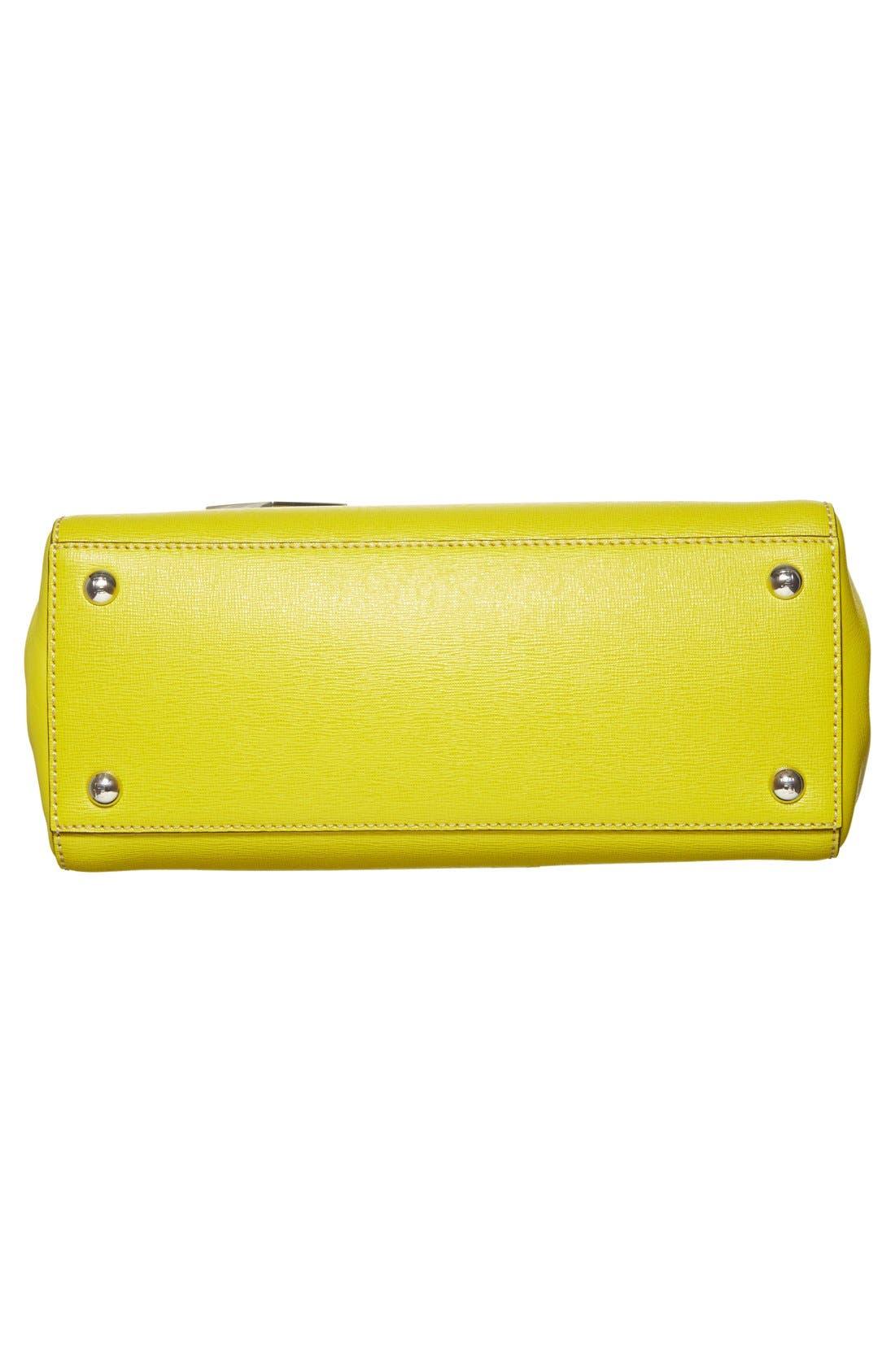 ,                             'Petite 2Jours Elite' Leather Shopper,                             Alternate thumbnail 43, color,                             300