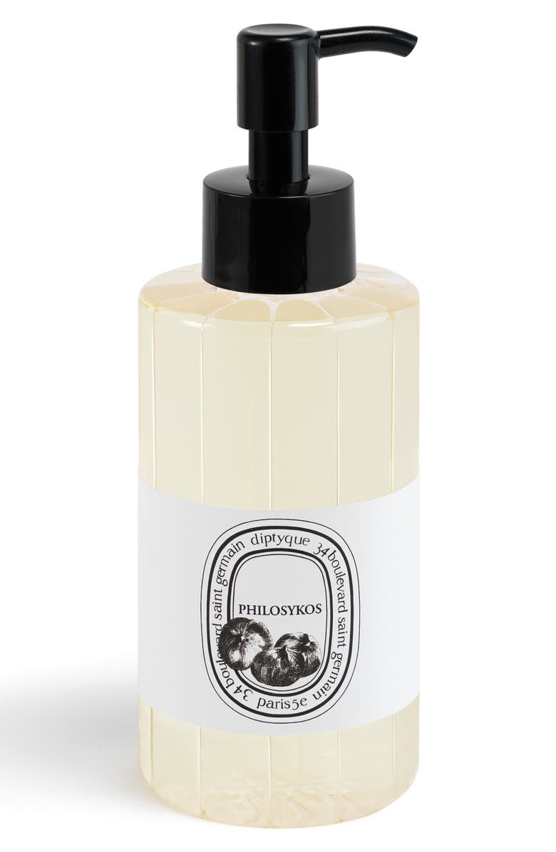 DIPTYQUE Philosykos Cleansing Hand & Body Gel, Main, color, NO COLOR