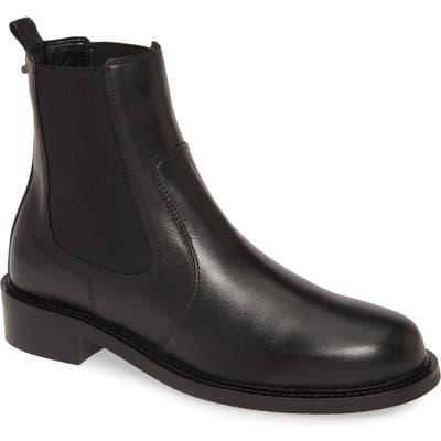 Aquatalia Alexandra Weatherproof Chelsea Boot- Black