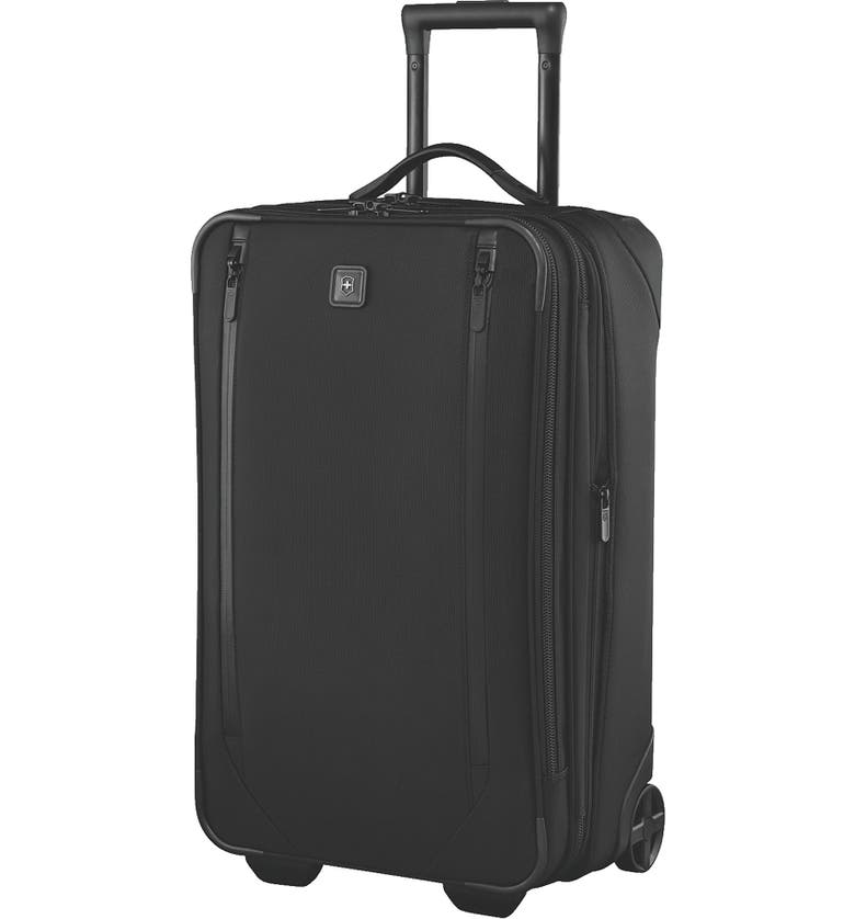 VICTORINOX SWISS ARMY<SUP>®</SUP> Lexicon 2.0 Wheeled 24-Inch Suitcase, Main, color, 001