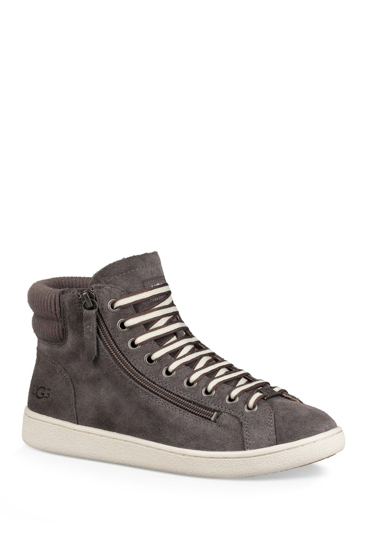 UGG | Olive High Top Sneaker