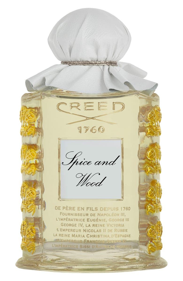 CREED Les Royales Exclusives Spice and Wood Fragrance, Main, color, NO COLOR