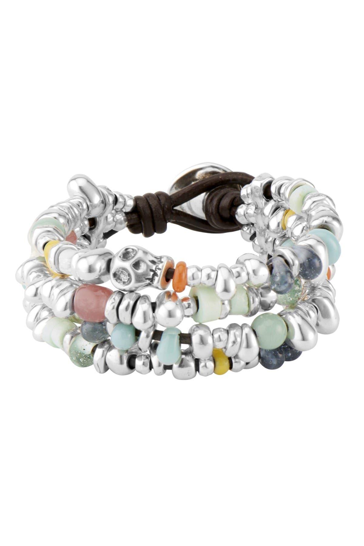 Image of Uno De 50 Loot Silver Plated Bracelet