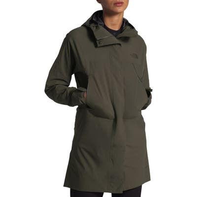 The North Face City Futurelight(TM) 3L Hooded Rain Parka