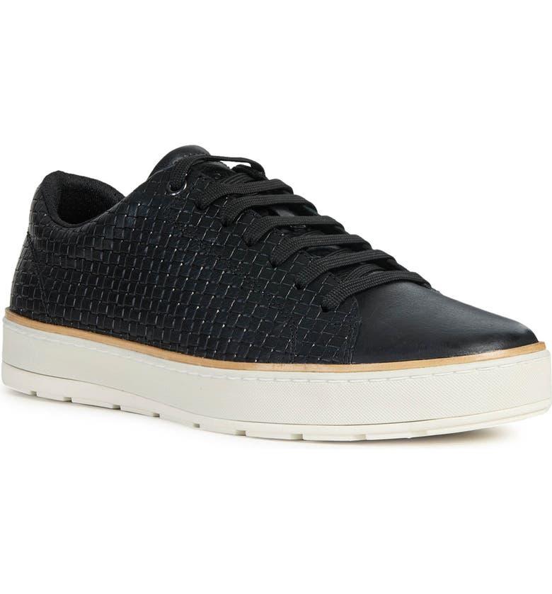 GEOX Ariam 14 Sneaker, Main, color, 001