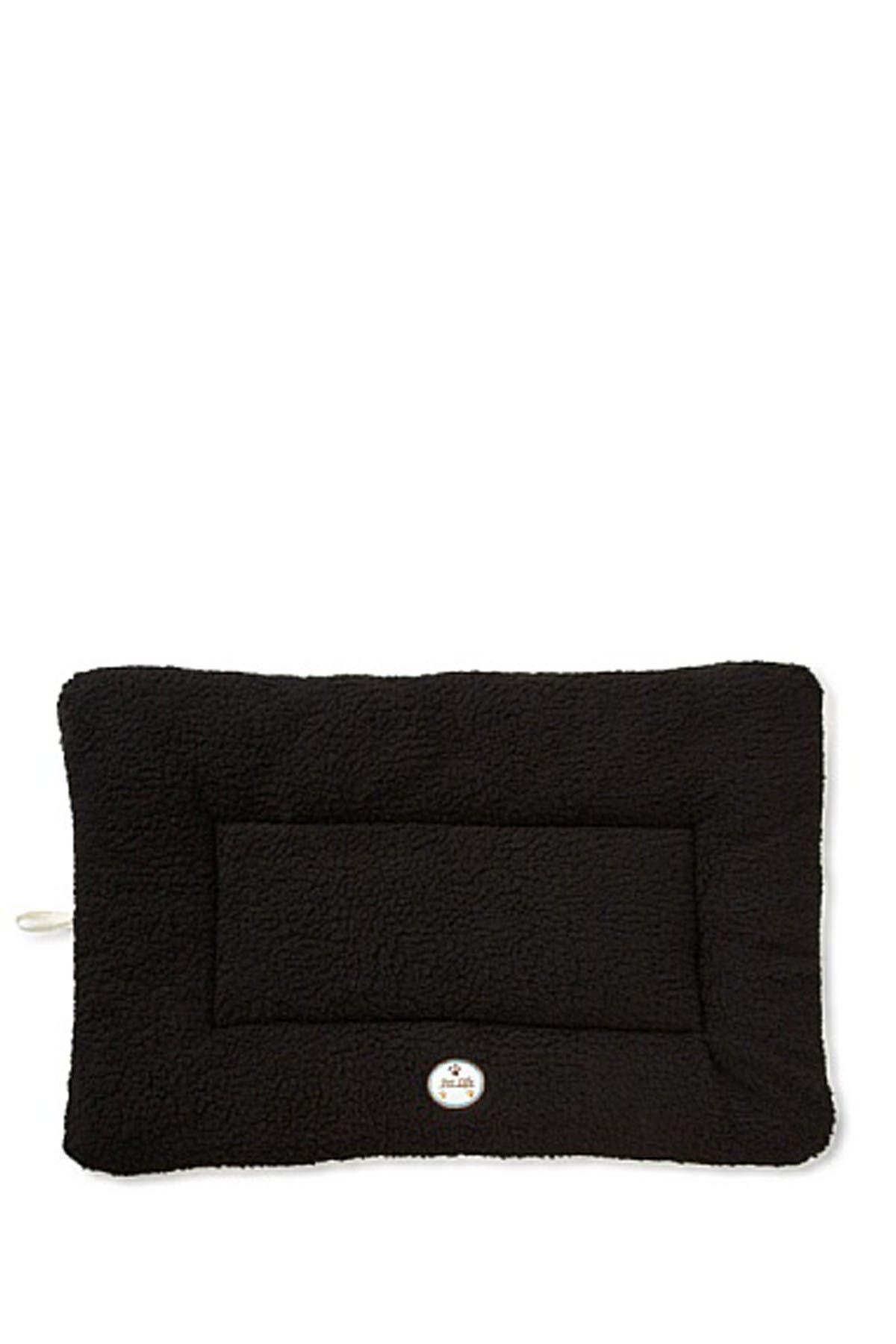 Image of PETKIT Medium Black Reversible Eco-Paw Pet Bed Mat
