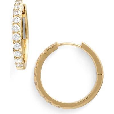 Bony Levy Diamond Hoop Earrings (Limited Edition) (Nordstrom Exclusive)