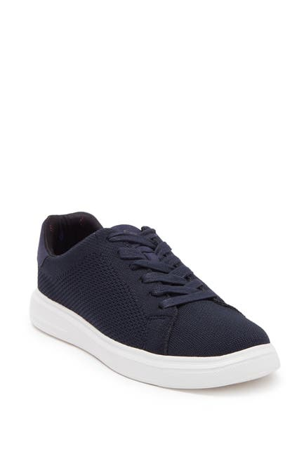 Image of Ben Sherman Hardie Knit White Sole Sneaker