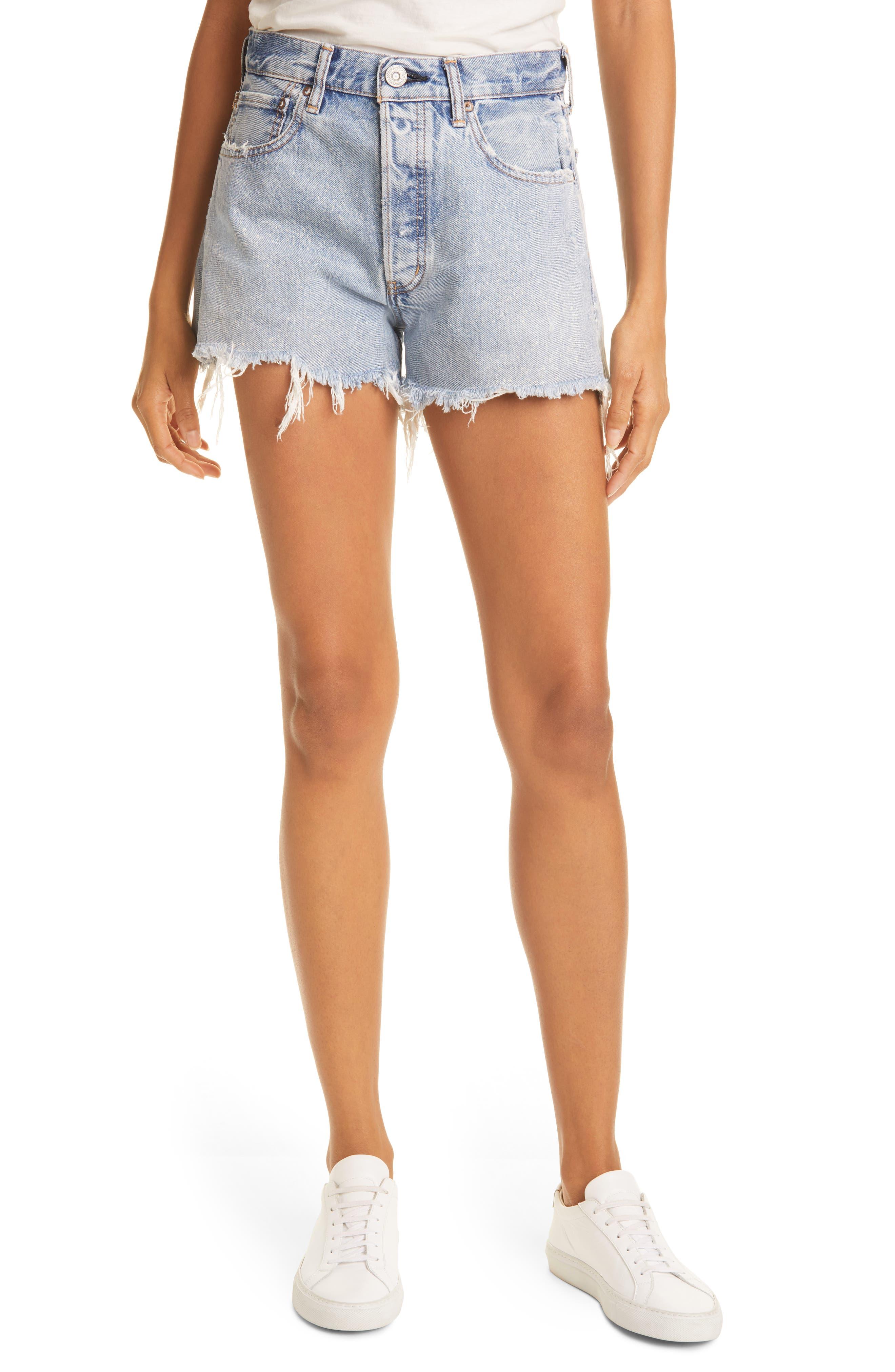 Vintage Bonnie Denim Cutoff Shorts