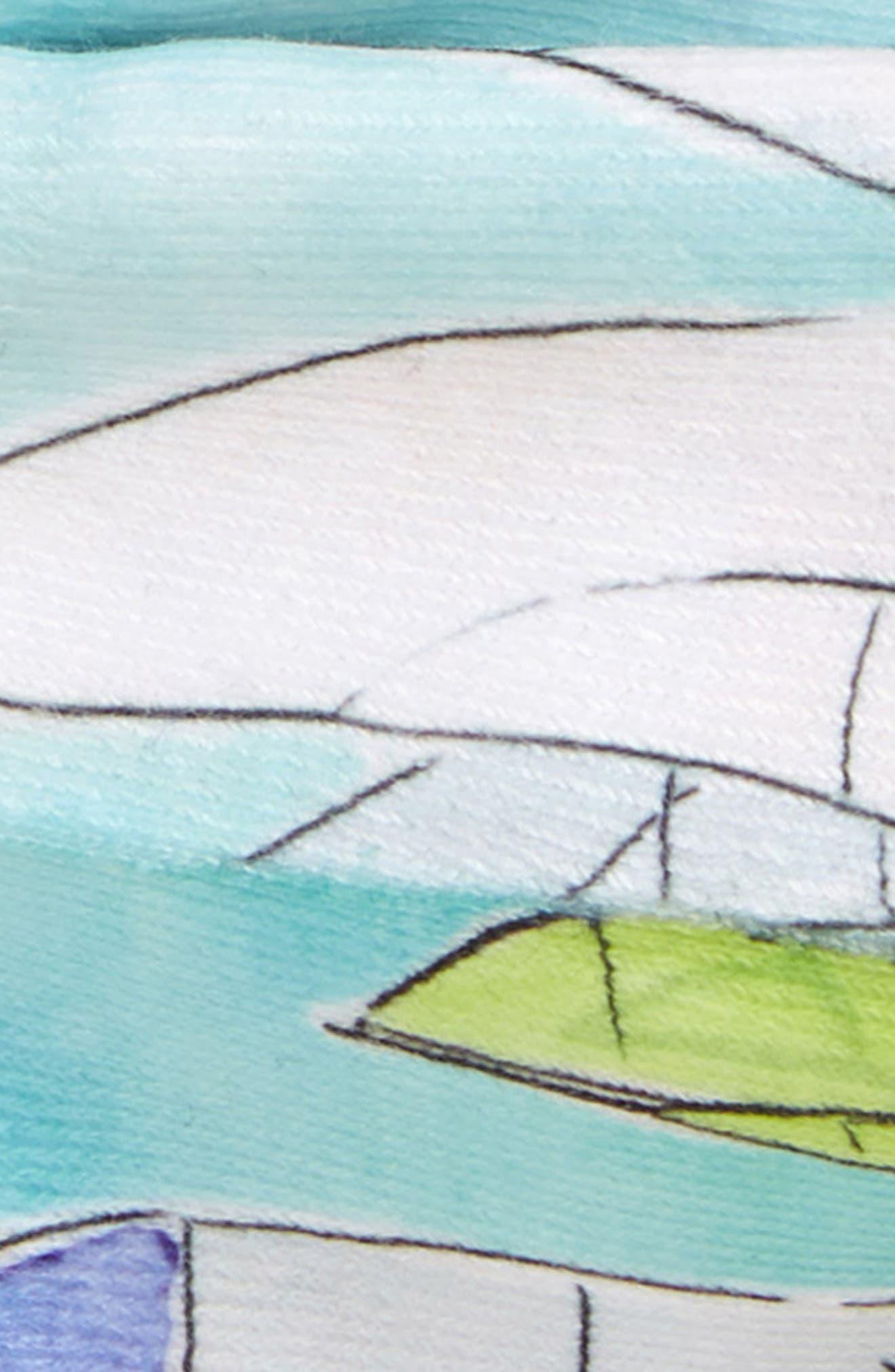 ,                             Top-Sider<sup>®</sup> Regatta Assorted 3-Pack Liner Socks,                             Alternate thumbnail 2, color,                             BLUE ASST