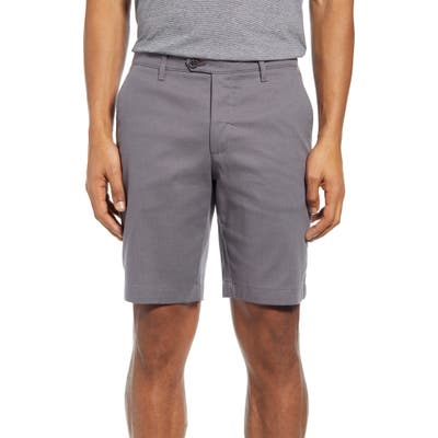 Ted Baker London Cortrom Slim Fit Shorts, Grey