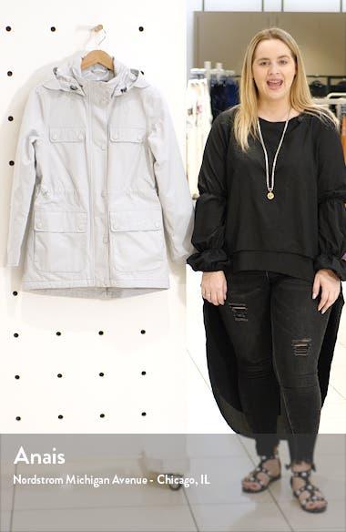Metric Waterproof Hooded Raincoat, sales video thumbnail