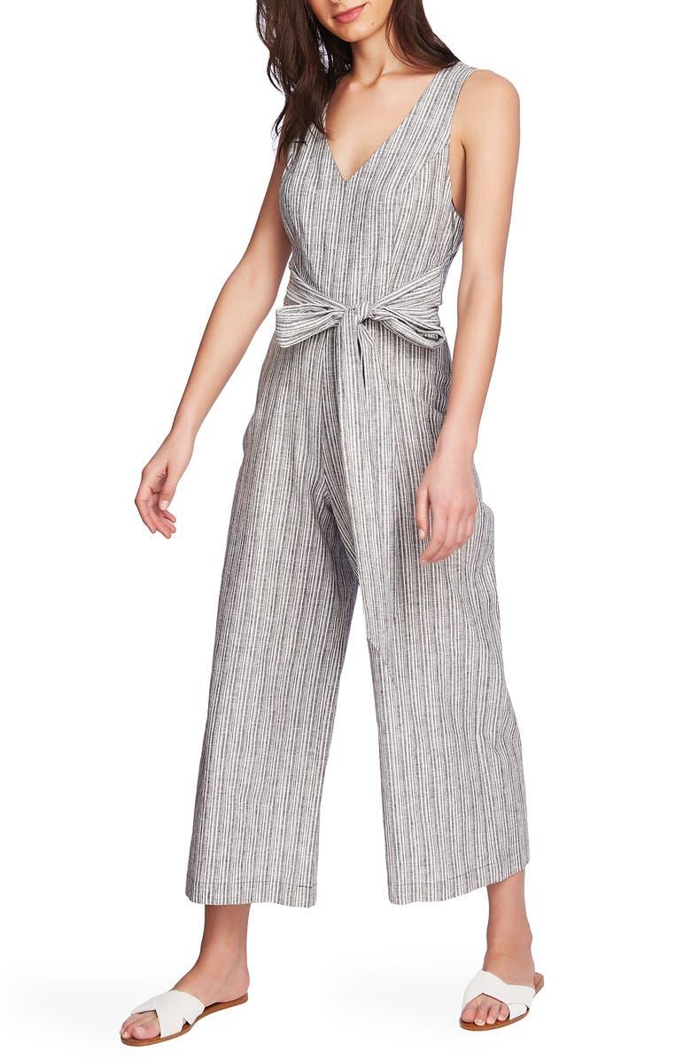 1.STATE Carousel Stripe Jumpsuit, Main, color, 006