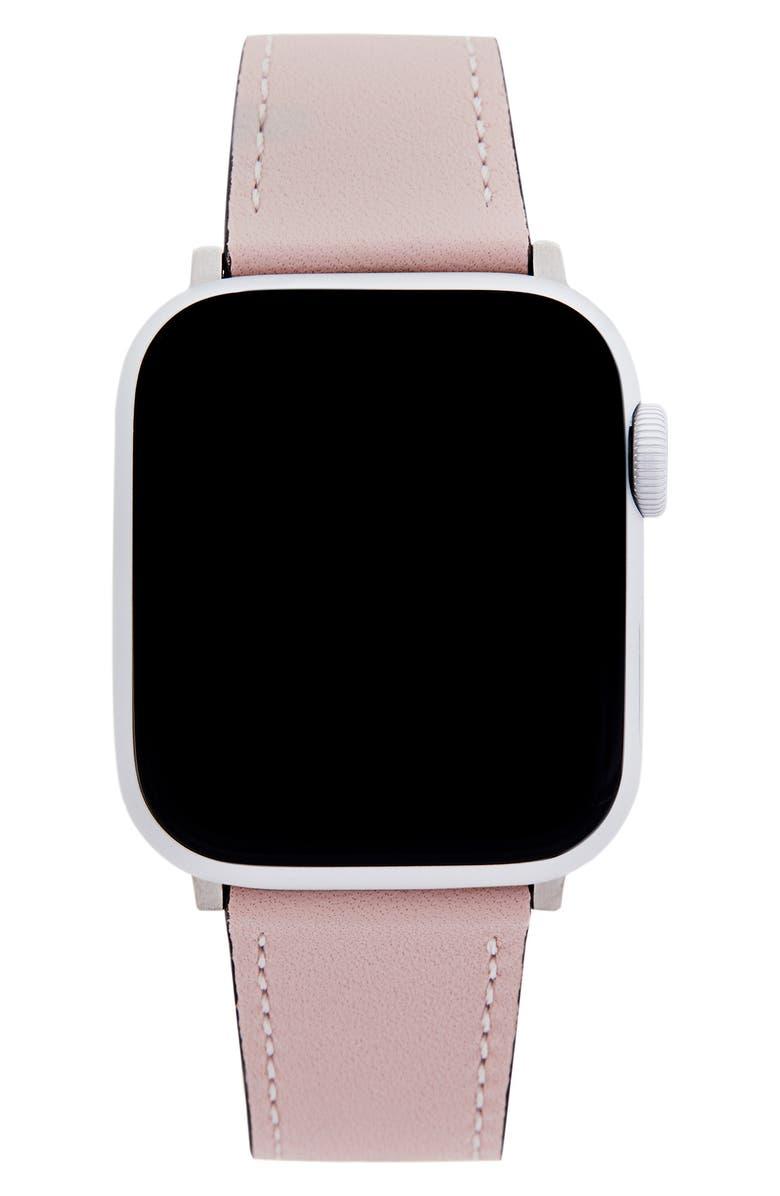 Apple Watch REBECCA MINKOFF em couro