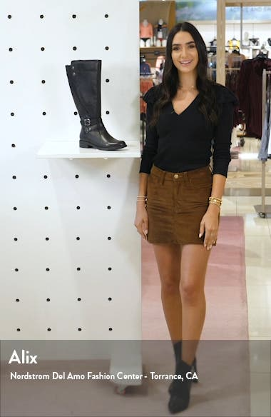 Saratoga Knee High Boot, sales video thumbnail
