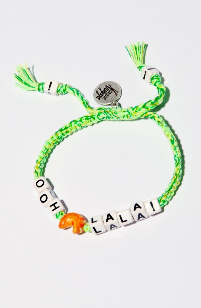 bf2b46a80c545 Venessa Arizaga 'Ooh La La!' Friendship Bracelet   Nordstrom