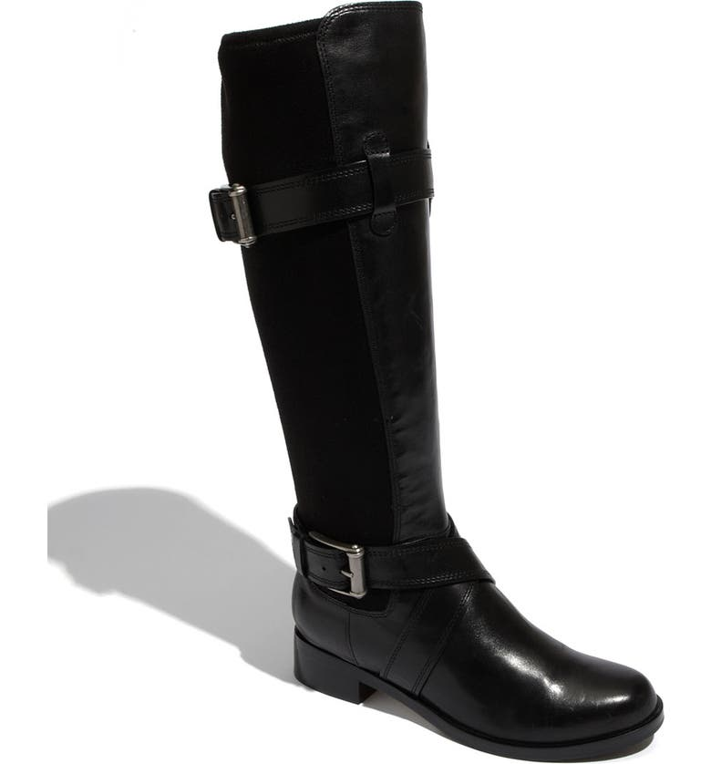 COLE HAAN 'Air Whitley' Buckle Strap Boot, Main, color, 001