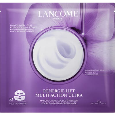 Lancome Renergie Lift Multi-Action Ultra Double-Wrapping Cream Face Mask
