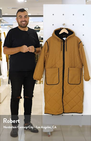 Jane Hooded Longline Parka, sales video thumbnail