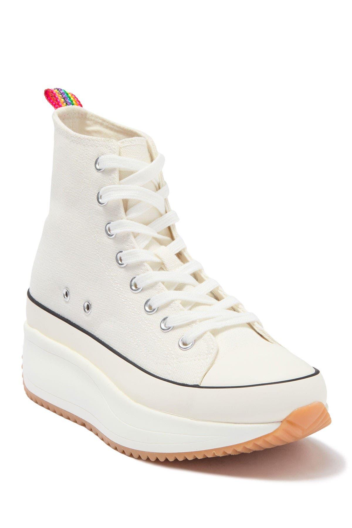 Image of Madden Girl Winnona Lace-Up Platform Sneaker