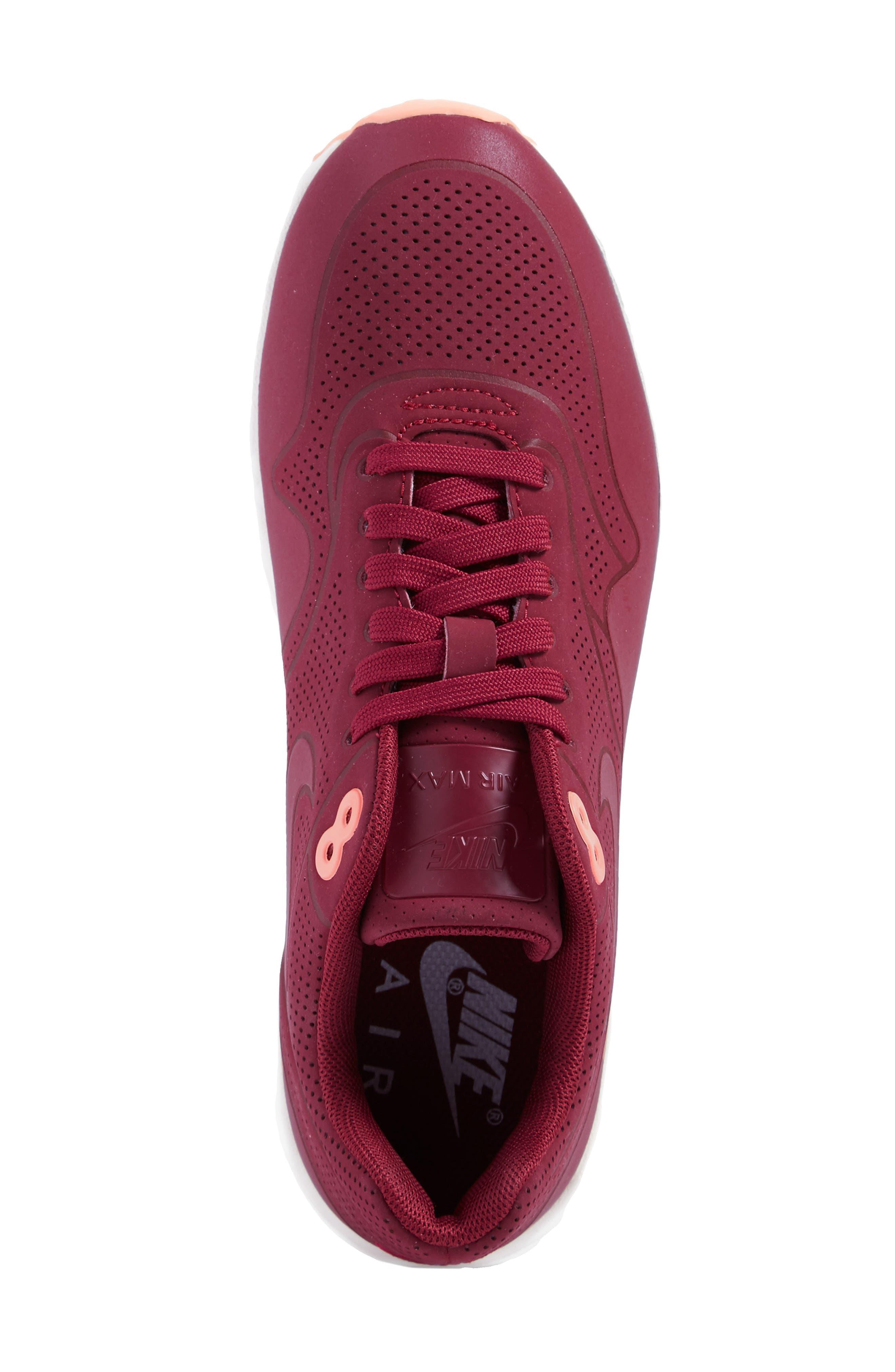 ,                             'Air Max 1 - Ultra Moire' Sneaker,                             Alternate thumbnail 110, color,                             602