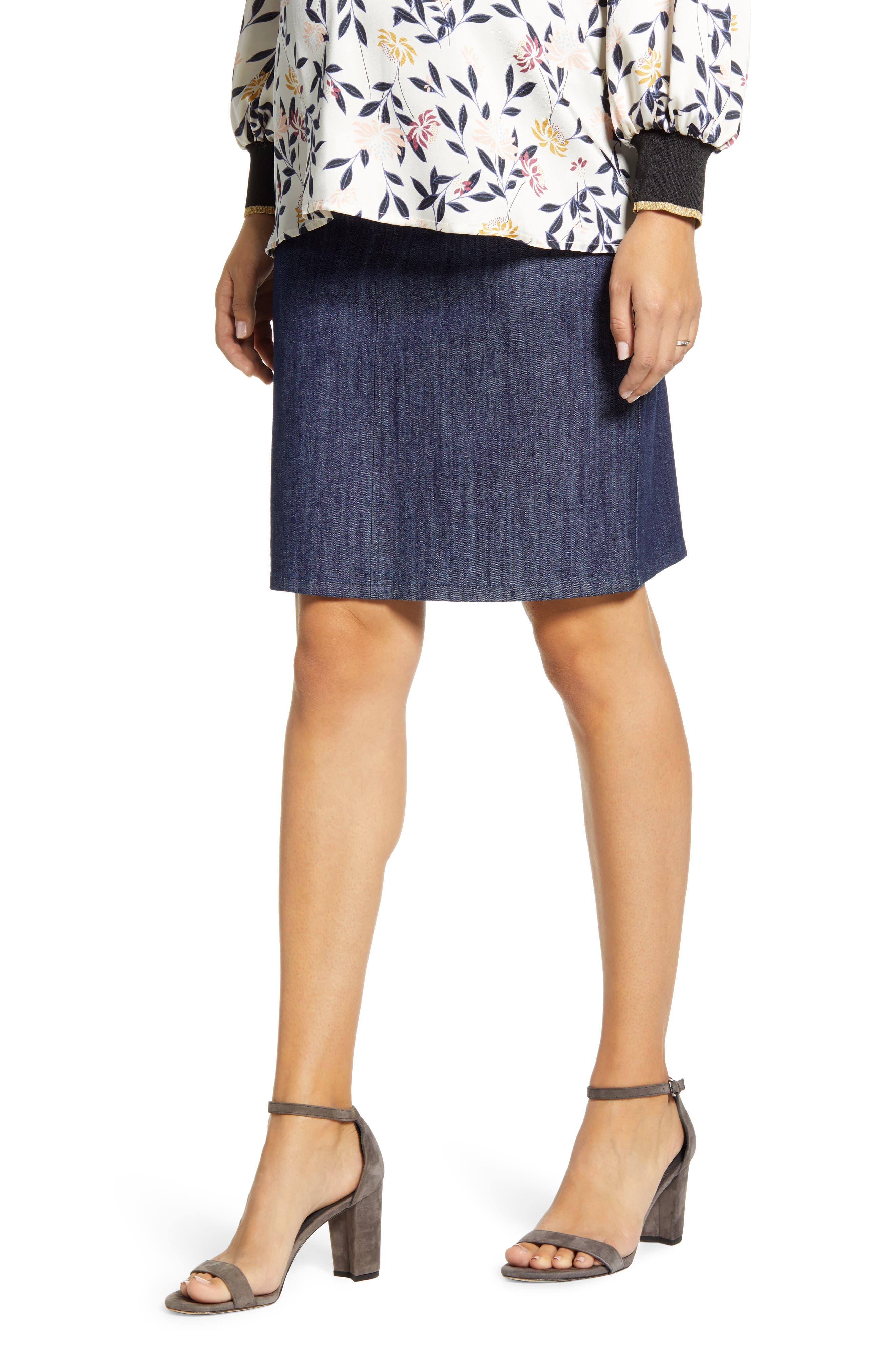 A-Line Maternity Skirt