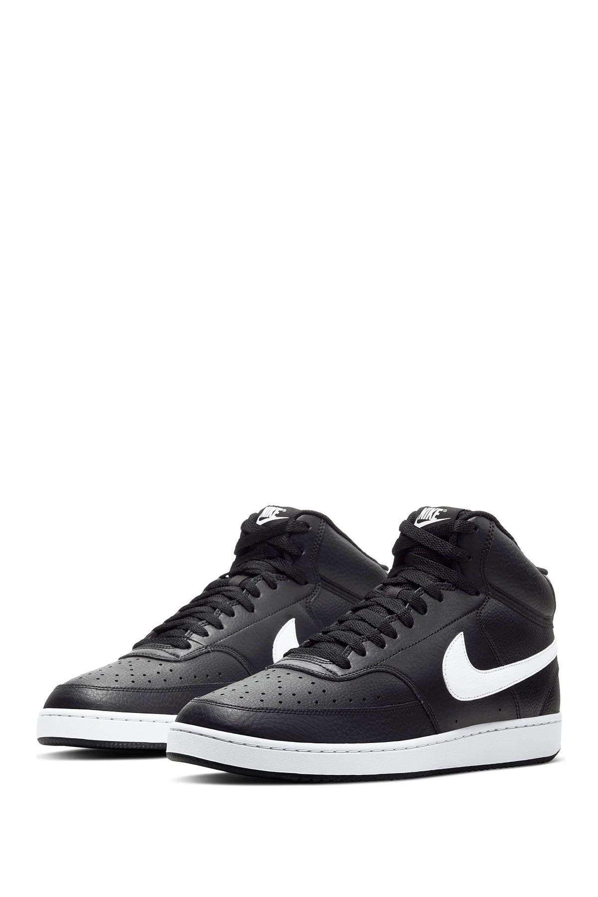 Nike Leathers COURT ROYALE MID SNEAKER