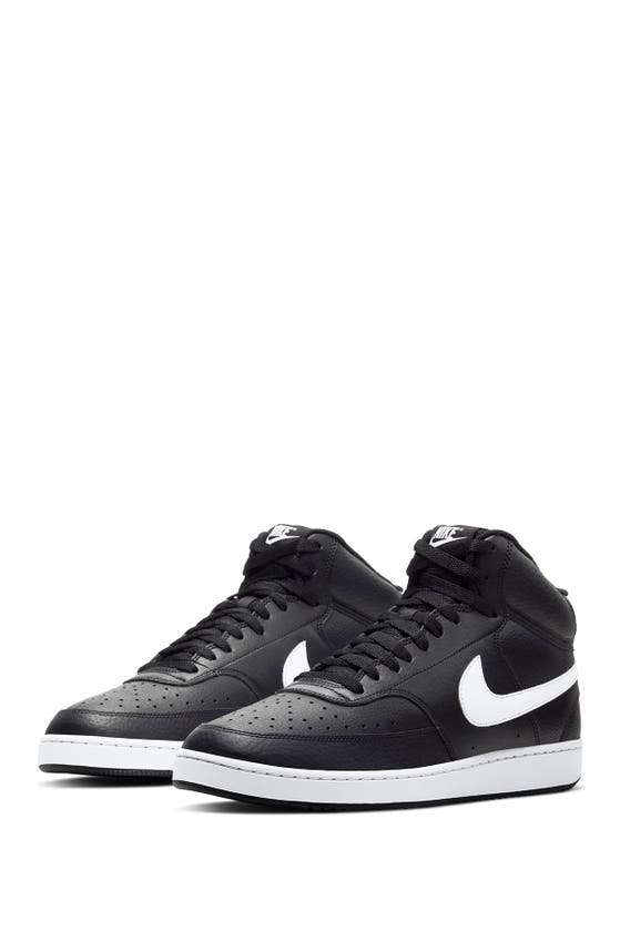 Nike Leathers COURT VISION MID SNEAKER
