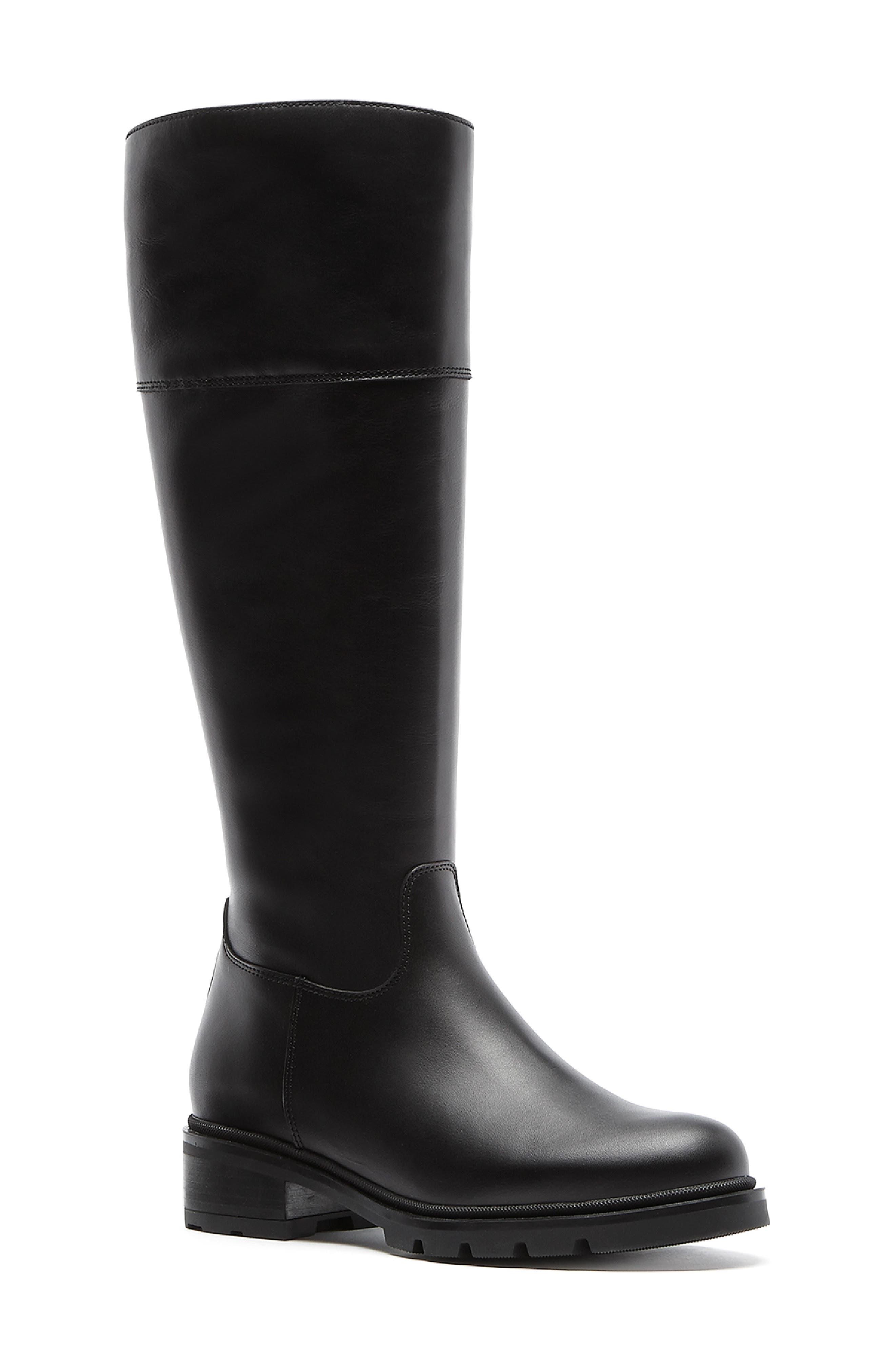 Savoury Waterproof Knee High Boot