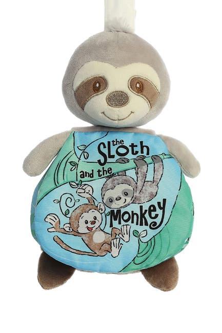 Image of Aurora World Toys Story Pals Sloth and the Monkey